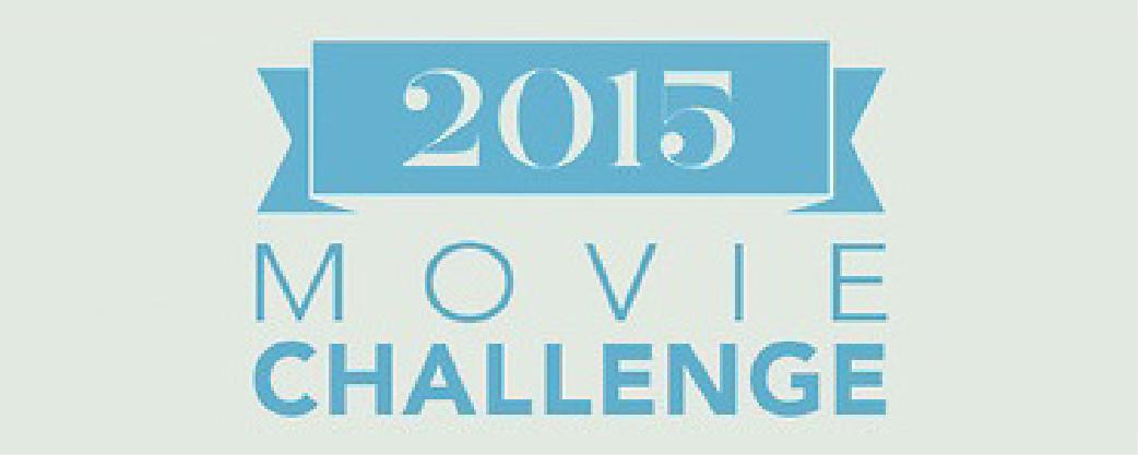 2015 movie challenge