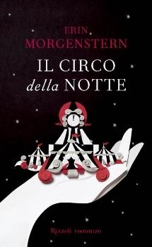 il circo della notte cover