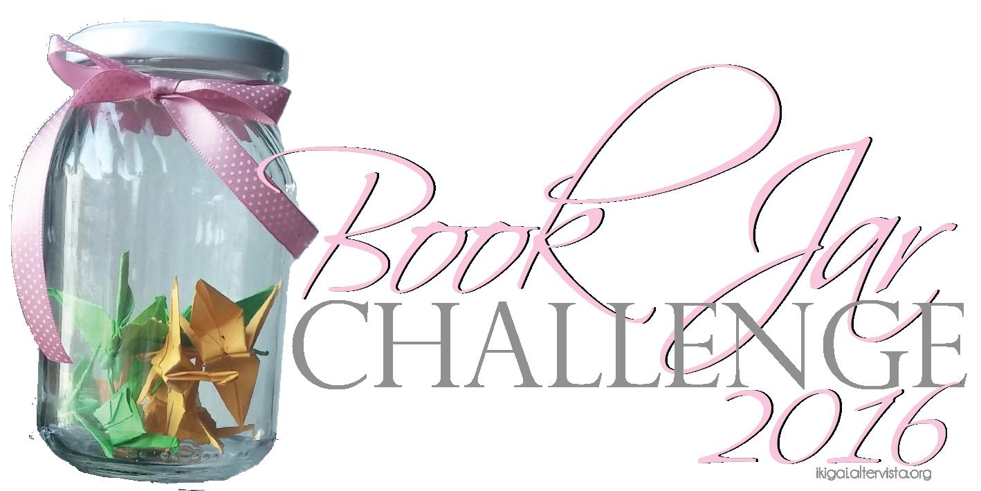 Book Jar Challenge 2016