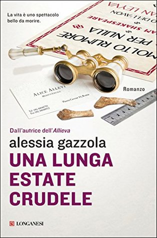 una lunga estate crudele cover