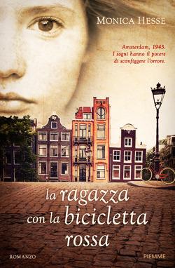 la ragazza con la bicicletta rossa cover