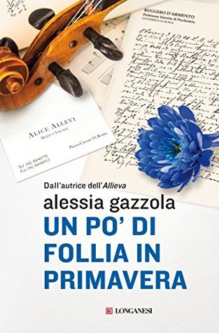 un po' di follia in primavera cover