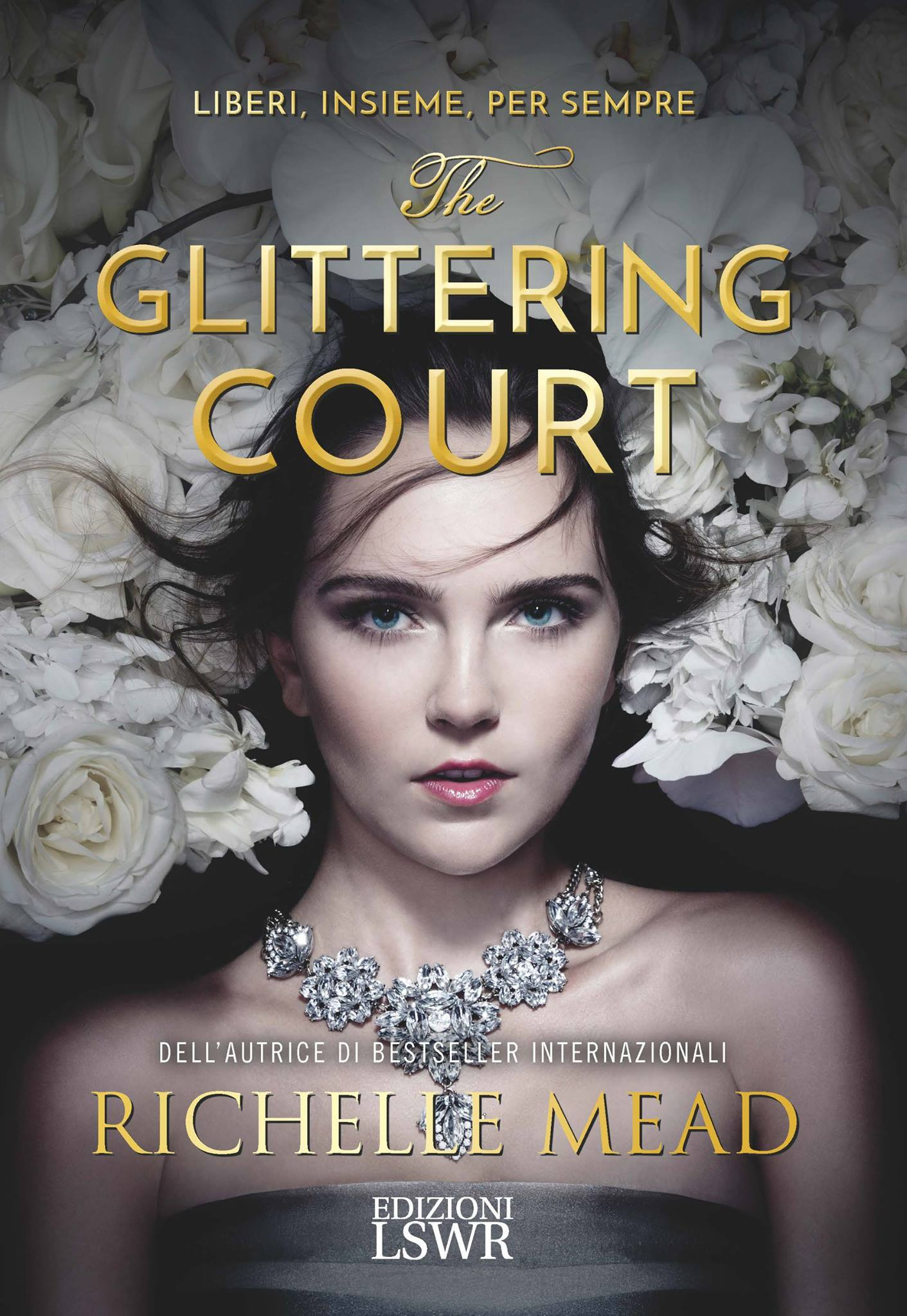the glittering court cover
