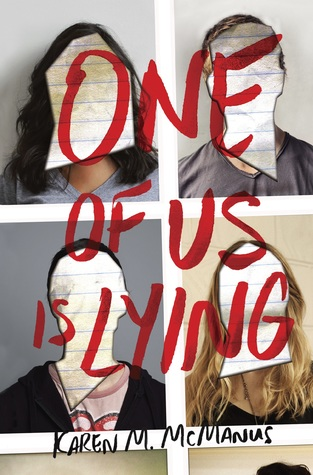 one of us is lying cover