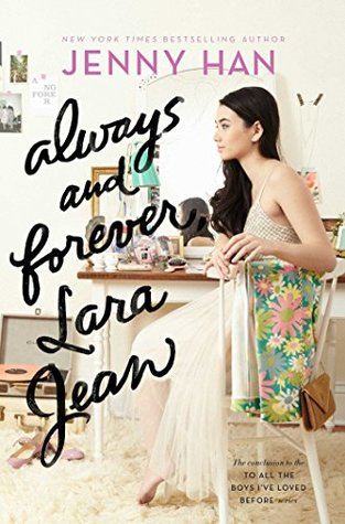 always and forever lara jean cover