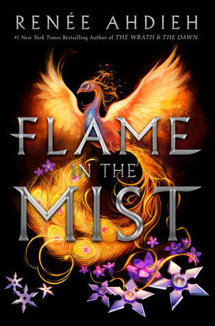 flame in the mist cover