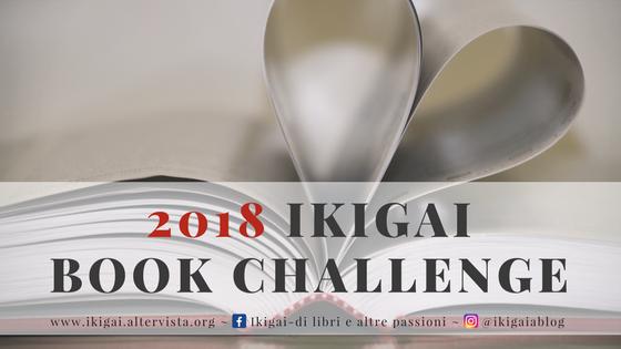 banner ikigai book challenge 2018