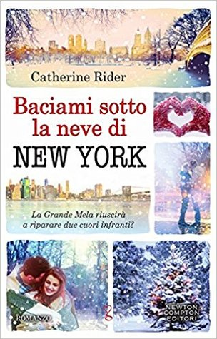 baciami sotto la neve di new york cover