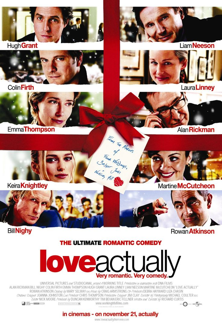 love actually cover