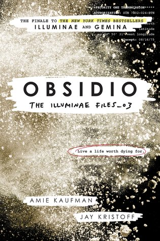 obsidio cover