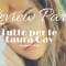 Review Party: Tutto per te di Laura Gay
