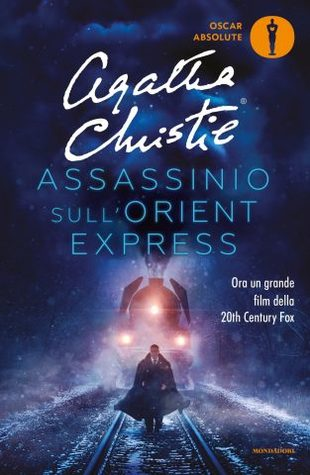 assassinio sull'orient express cover