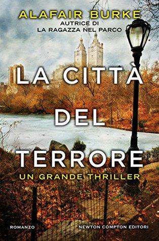 la città del terrore cover