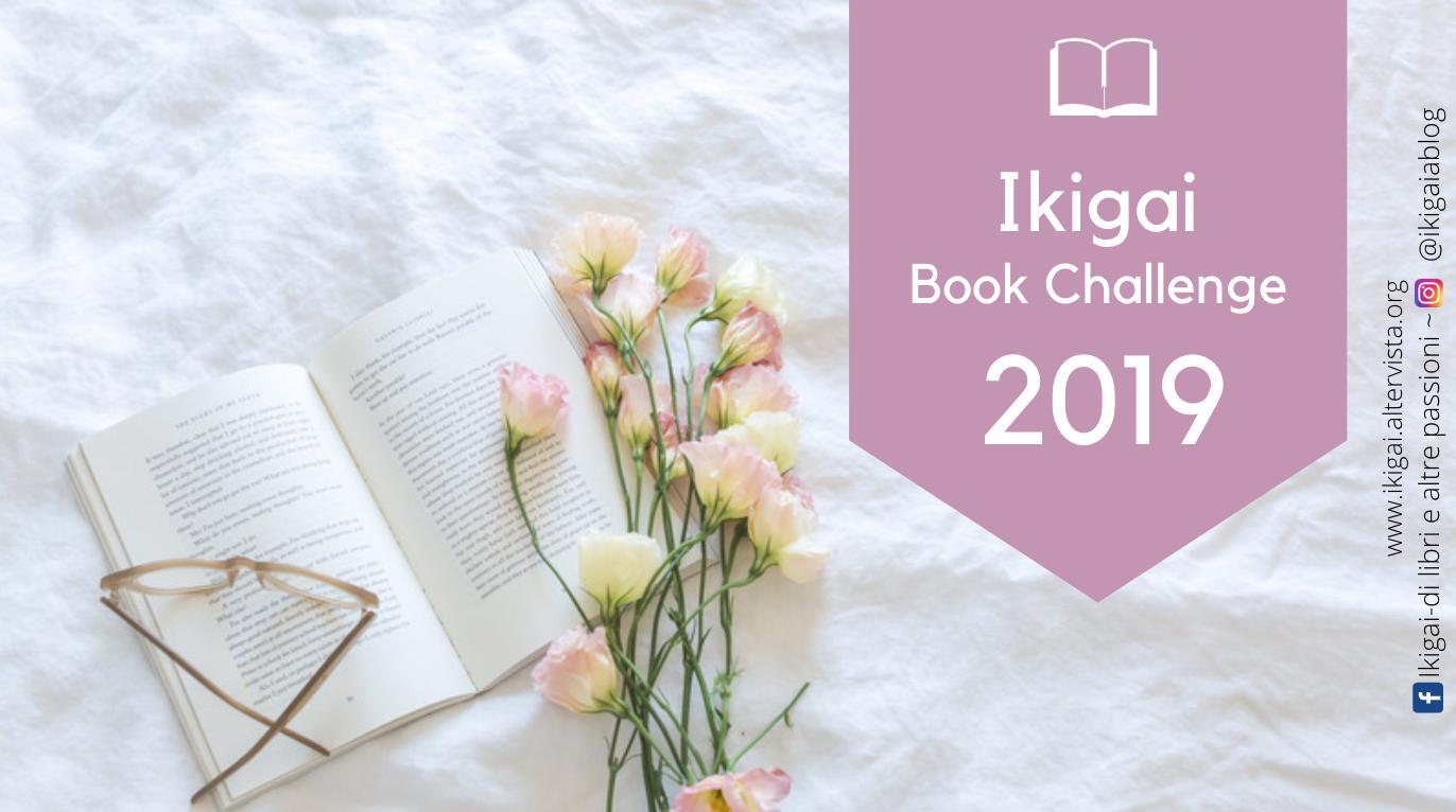 2019 ikigai book challenge banner