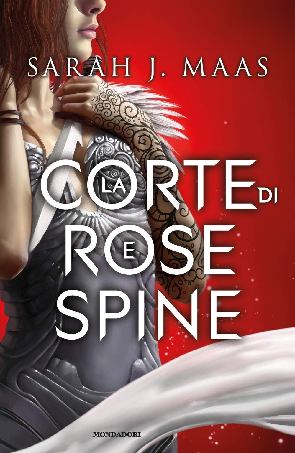 la corte di rose e spine cover